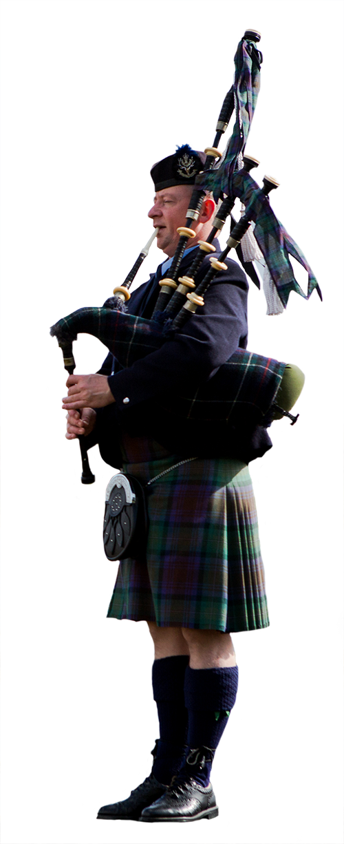 Alistair Macpherson Isle of Skye Piper for weddings, funerals, brithday parties and events